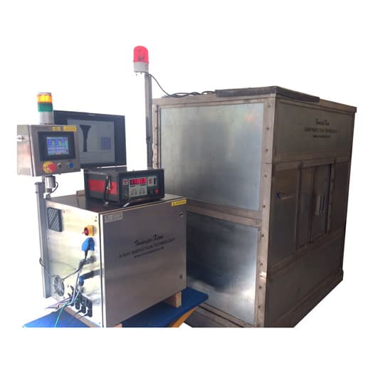 X-ray inspection of cast – product & process control 1
