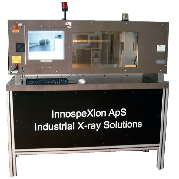 X-ray inspection of can seam – product & process control 2