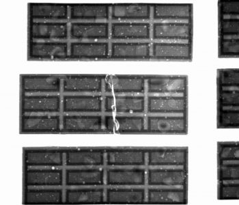 X-ray inspection of confectionery products – chocolate inspection - product & process control 2