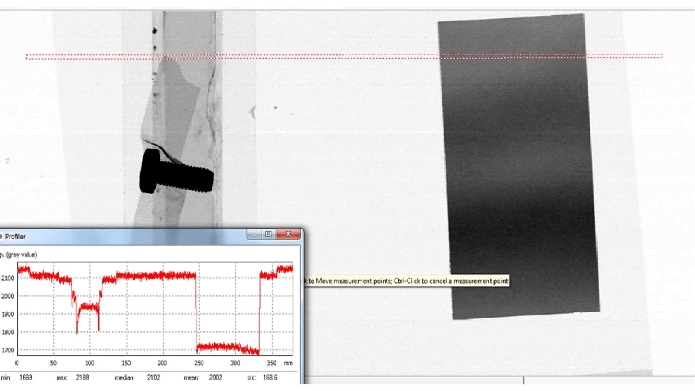 X-ray inspection of lithium battery - product & process control 1