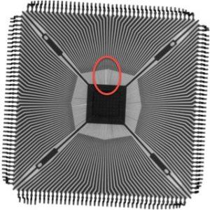 counterfeit electronics detection xray