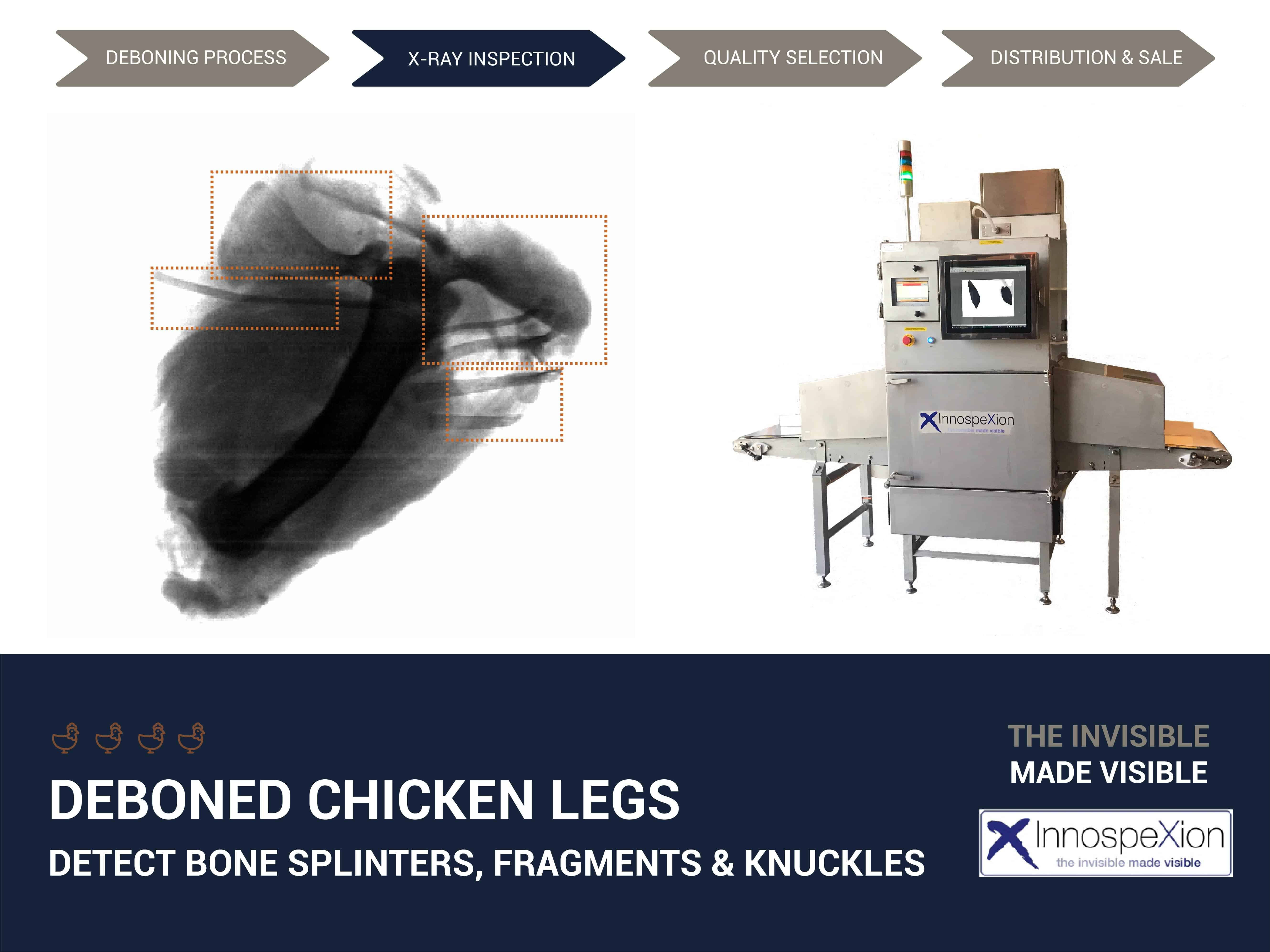 detect chicken bones
