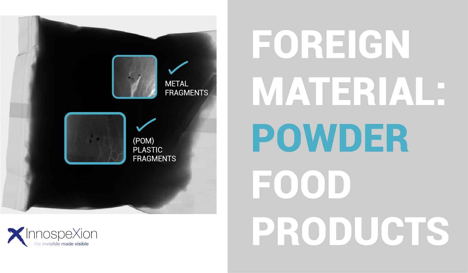 powder food contamination