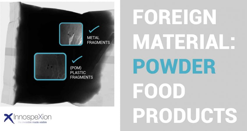 powder food contamination