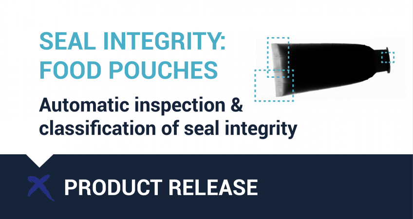 seal integrity food pouch
